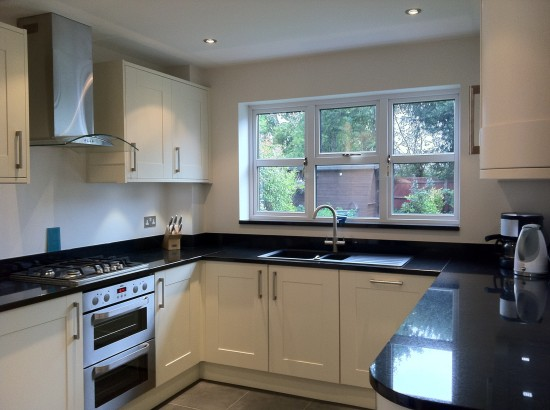 Kitchen interior Laindon