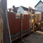 Front Brickwork