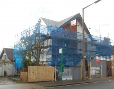 Canewdon Road – New Build House – Week 18