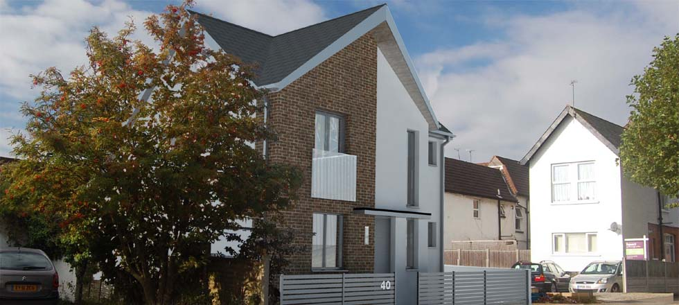 Canewdon Road – New Build House