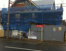 Canewdon Road – New Build House – Week 16
