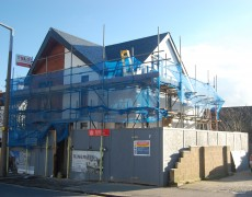 Canewdon Road – New Build House – Week 20