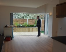 Canewdon Road  – New Build House – week 29
